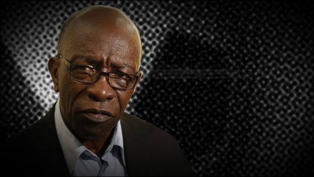 Former Fifa vice president Jack Warner
