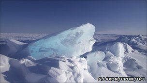 Sea-ice (S.Laxon)