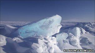 Sea-ice (S.Laxon)
