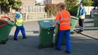The bin team