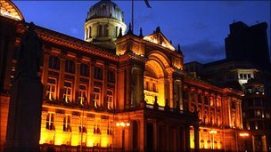 Birmingham City Council building