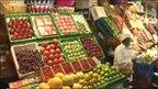 ตลาดอาหารในประเทศอินเดีย