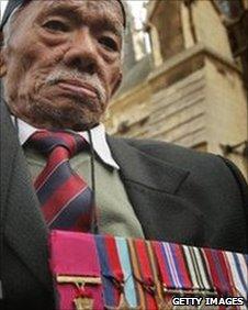 Honorary Sergeant Lachiman Gurung