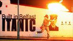 Second night of trouble in east Belfast