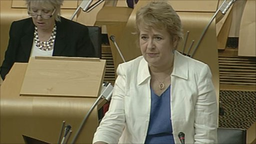 Community Safety Minister Roseanna Cunningham leads the debate.
