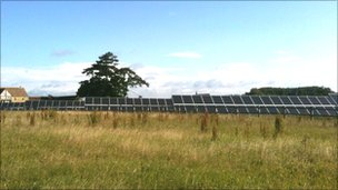 Solar farm
