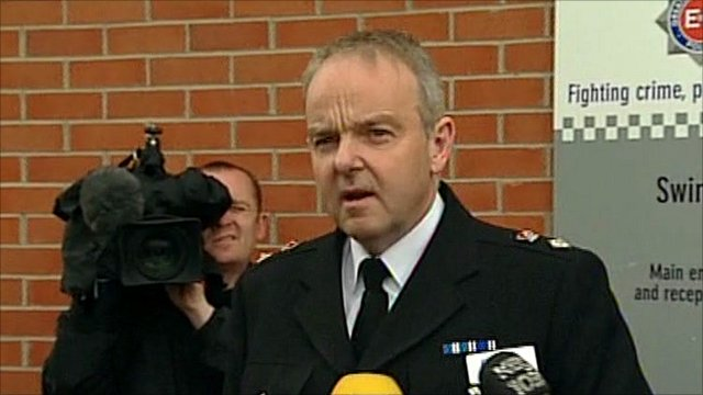 Ch Supt Kevin Mulligan