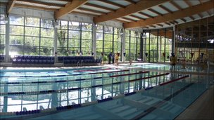 Bbc News Norwich 39 S Free Swims Axed After Two Years