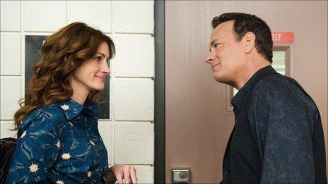 larry crowne premiere pictures. Tom Hanks hints at Toy Story 4 middot; Tom Hanks at Larry Crowne premiere