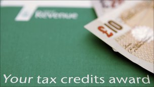 Tax credits document