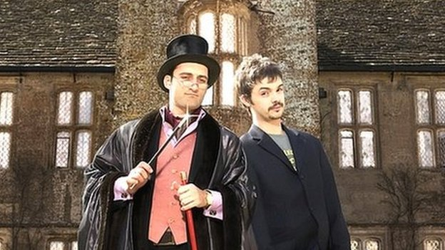 The Sorcerer's apprentice CBBC