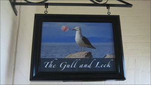 Gull and Leek pub