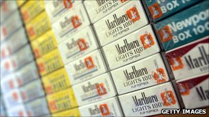 Plain packaging law in Australia