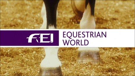 Equestrian World logo