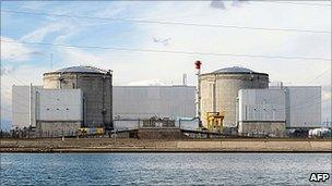 European nuclear plant problems