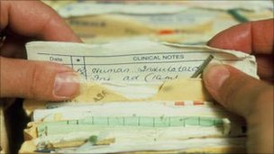 Medical notes