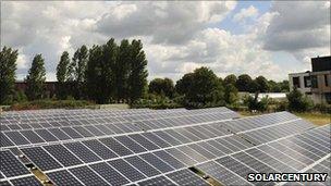 Howbery Solar Park