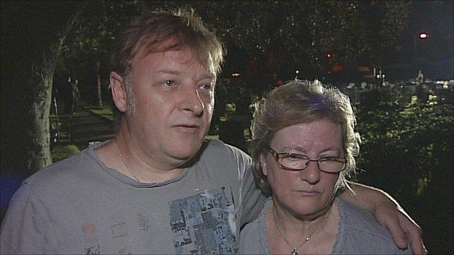 George and Pam Cummings
