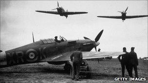 An Eagle squadron