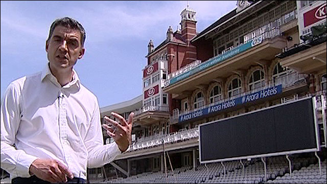 BBC Sport's Joe Wilson reports from The Oval