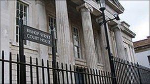 Crown Court Derry
