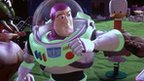 Buzz Lightyear from Toy Story films