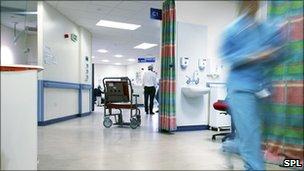 Hospital ward - generic