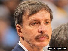 Arsenal board member Stan Kroenke