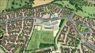 Plans for Cranbrook