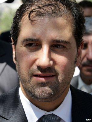 Rami Makhlouf (17 July 2010)