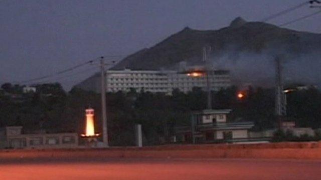Hotel in Kabul