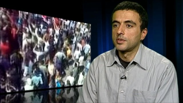 Mohamed Yehia, BBC Arabic editor