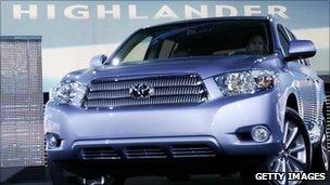 Highlander hybrid