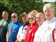 Isle of Man medallists