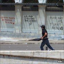 Athens 28 06 2011
