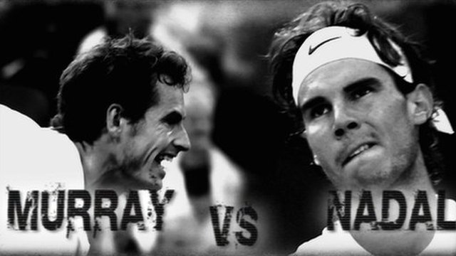 Murray & Nadal set for semi-final showdown