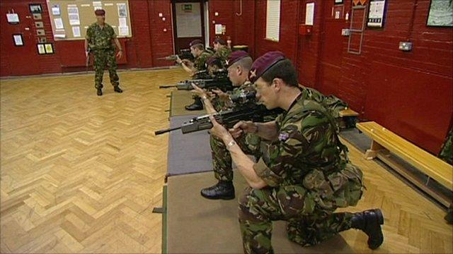 4th Battalion The Parachute Regiment