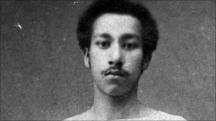 A picture of Arthur Wharton