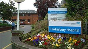 Tewkesbury Hospital