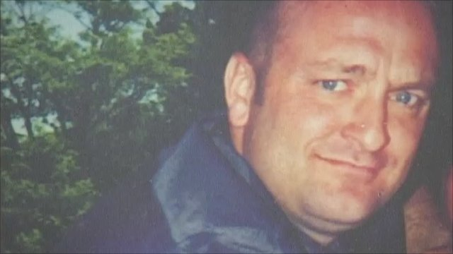 Lee Balkwell, 33, from Hornchurch, was found in a mechanism under the drum of the concrete mixer lorry in July 2002.