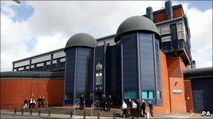 Birmingham Prison