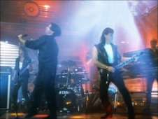 Marillion on Top of the Pops