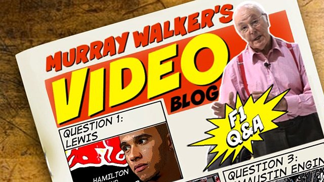 Murray Walkers Q and A
