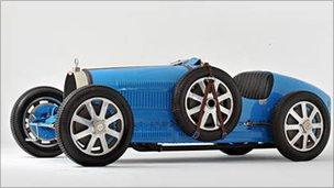 1924 type 35 Bugatti
