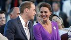 Duke and Duchess of Cambridge took part in Canada Day celebrations on Parliament Hill in Ottawa July 1, 2011