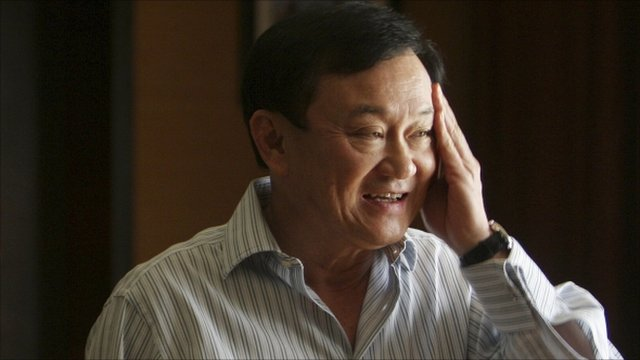 Thaksin Shinawatra