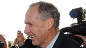 Bob Brown, 14 June 2011