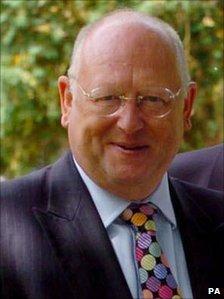 Professor John Wallwork