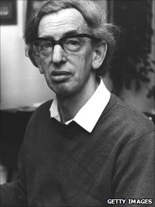 Eric Hobsbawm in 1976