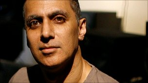 Nitin Sawhney Courtesy of Justin Sutcliffe